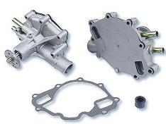 ford econoline ford f150 5 0l / 5 8l water pump repair