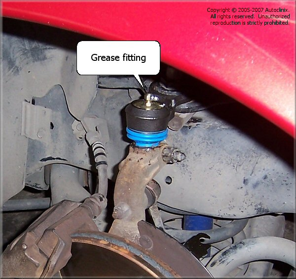 With The Ball Joint Installed And All The Bolts Securely Tightened You Can Now Lower The Jack Supporting The Lower Control Arm And Remove It From Under The