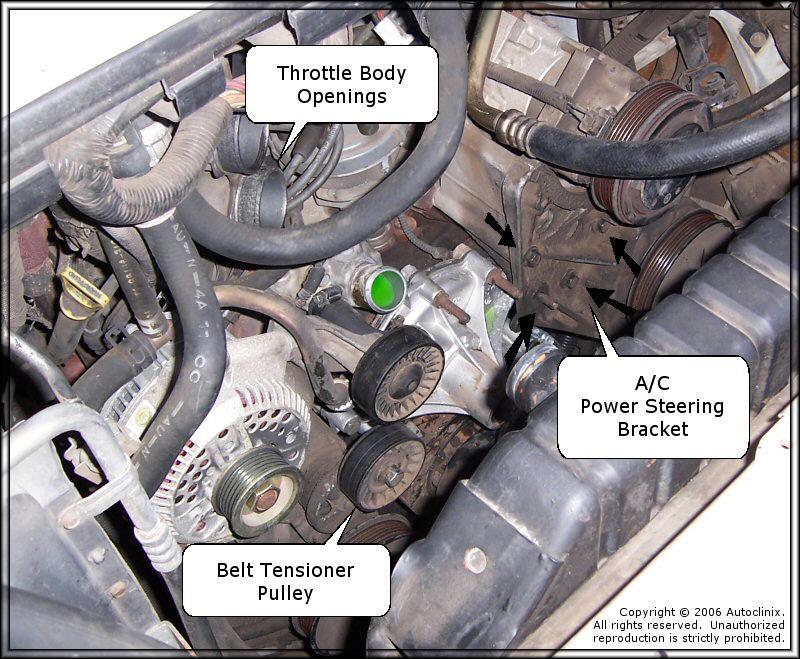 autoclinix com ford econoline \u0026 ford f150 5 0l 5 8l water pump 2006 Ford E350 AC Diagram