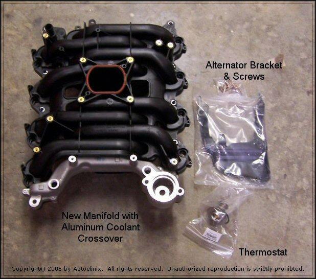 Autoclinix  FordLincoln   Mercury    Intake Manifold Repair